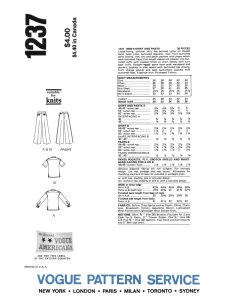 1237 Back Envelope.