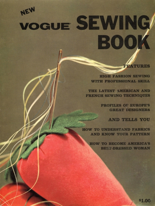 The Vogue Sewing Book, 1963 Edition.